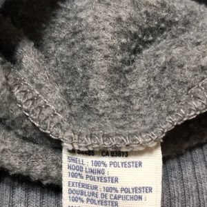 American Eagle Outfitters Tops - American Eagle Fleece Gray Hoodie
